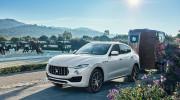 Levante – Bước đi ngoạn mục của gia đình quý tộc Maserati