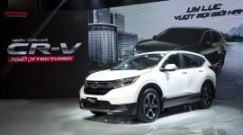 """Những điểm mới """"đắt giá"""" trên Honda CR-V 5+2 vừa ra mắt"""