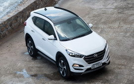 """Hyundai Tucson 2017 giảm giá """"sốc"""", lên đến 130 triệu đồng"""