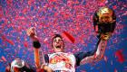 Tay đua Marc Marquez vô địch MotoGP 2017