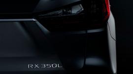 Lexus RX phiên bản 7 chỗ chuẩn bị ra mắt