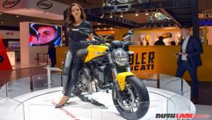 """Cận cảnh """"quái vật"""" Ducati Monster 821 2018"""