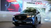 Mazda CX-5 2018 ra mắt tại Việt Nam, giá từ 879 triệu đồng