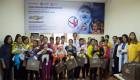 Chevrolet hỗ trợ mang lại nụ cười cho hơn 50 trẻ em tại Việt Nam