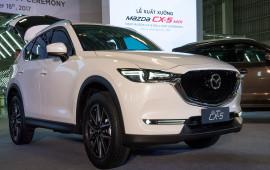 Mazda CX-5 vừa ra mắt Việt Nam có gì mới?
