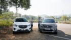 So sánh Honda CR-V 2.4L 2016 và Mazda CX-5 2.5L 2016 qua 10.000 km sử dụng