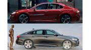 Toyota Camry và Honda Accord: Sẵn sàng để bùng nổ
