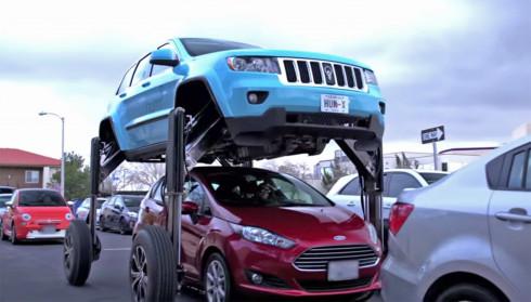 Những mẫu ôtô ý tưởng hay ho nhất năm 2017