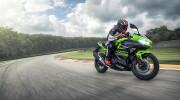 "Kawasaki ""chốt giá"" Ninja 400 2018 mới"
