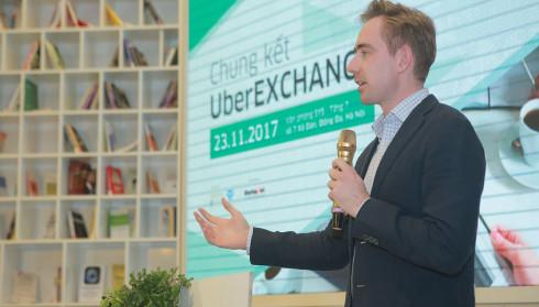 Uber hỗ trợ khởi nghiệp cho thanh niên Việt Nam