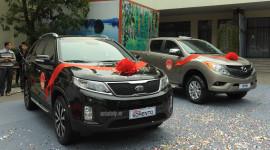 """""""Black Friday"""" của thị trường ôtô Việt"""