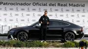 """Audi tặng """"xế"""" sang cho """"sao"""" Real Madrid"""