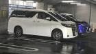 Rò rỉ hình ảnh Toyota Alphard 2018