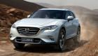 Mazda phát triển mẫu crossover mới dành riêng cho thị trường Mỹ