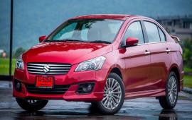 Suzuki Ciaz RS bản nâng cấp trình làng