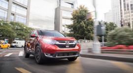 Honda CR-V 2017 giành danh hiệu SUV của năm