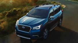 Subaru Ascent 2019: SUV 8 chỗ hoàn toàn mới