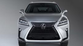 Ảnh chi tiết Lexus RX phiên bản 7 chỗ
