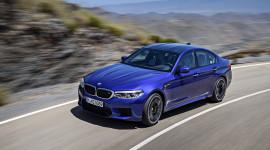 """BMW M5 2018: """"siêu"""" sedan nhanh nhất và đắt nhất tại Mỹ"""