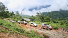 Vùng cao Xín Mần và hành trình của những tay lái bán tải