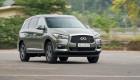 Đánh giá chi tiết Infiniti QX60: SUV hạng sang 7 chỗ giá hơn 3 tỷ đồng