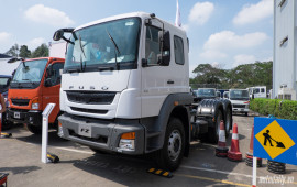 "THACO thay Mercedes-Benz Việt Nam ""nắm"" FUSO"