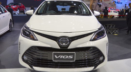 Toyota Vios 2017 trình làng