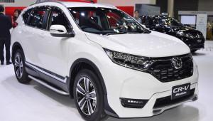 Honda CR-V Modulo 2017 trình làng