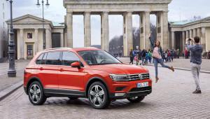 Volkswagen Tiguan Allspace 2018: SUV 7 chỗ giá từ 1,7 tỷ đồng tại Việt Nam