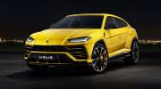 Siêu SUV Lamborghini Urus chính thức lộ diện, công suất 641 mã lực