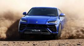 Ảnh chi tiết siêu SUV Lamborghini Urus