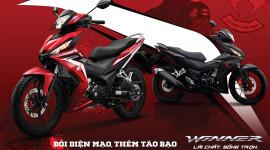"""Honda WINNER 150 thêm màu """"độc"""" tại Việt Nam"""