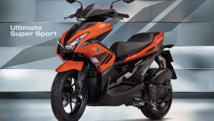 Yamaha NVX 155 ABS thêm màu mới, giá từ 52,7 triệu đồng