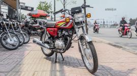 Honda CG125 2017 có giá hơn 30 triệu đồng tại Việt Nam