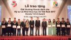 Honda Việt Nam tổ chức Lễ Trao tặng Giải thưởng Honda Y-E-S 2017