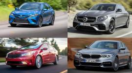 15 mẫu xe an toàn nhất năm 2018