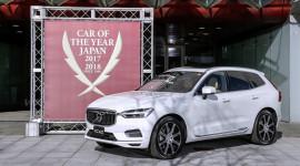 """Volvo XC60 giành giải thưởng """"Xe Nhật của năm"""""""