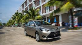 Giảm giá xe lắp ráp, Toyota tăng trưởng mạnh trong tháng 11