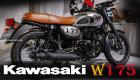Xế hoài cổ Kawasaki W175 chuẩn bị về Việt Nam, chốt giá 66 triệu đồng