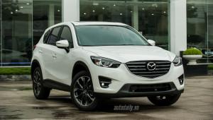 """Mazda CX-5 đời 2017 giảm giá """"chưa từng có"""" tại Việt Nam"""