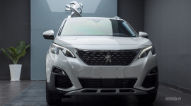 Chi tiết Peugeot 3008 hoàn toàn mới: Đối thủ của Mazda CX-5