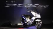 Honda PCX 150 2018: Chất hơn, nhiều trang bị hơn