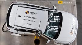 Hyundai Kona đạt tiêu chuẩn an toàn 5 sao ANCAP