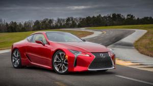 Lexus LC F sẽ có sức mạnh tiệm cận siêu xe