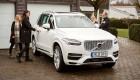 Volvo bắt đầu giao mô hình xe tự lái tới khách hàng