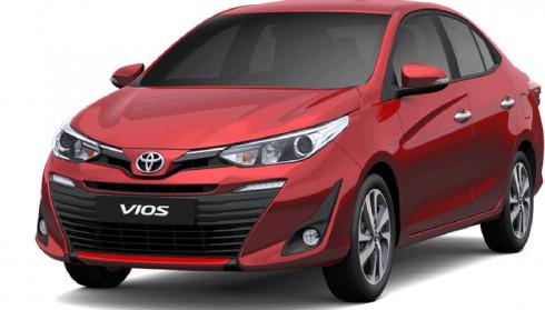 """Toyota Vios 2018 gây """"sốc"""" khi được bán với giá hơn 1,5 tỷ đồng"""