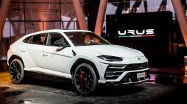 Siêu SUV Lamborghini Urus ra mắt thị trường châu Á