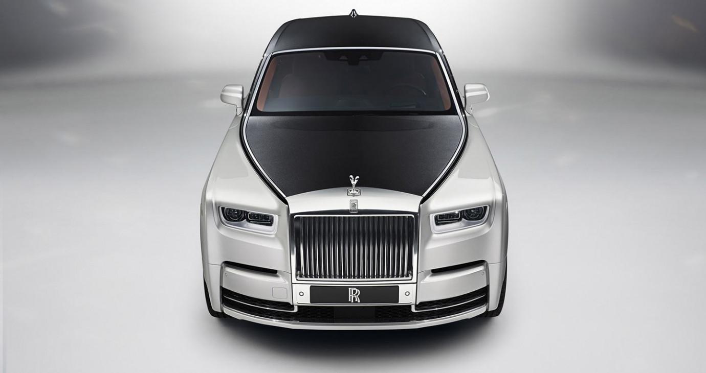 Rolls-Royce Phantom 2018 chuẩn bị ra mắt người tiêu dùng Mỹ