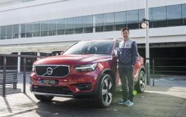 Đánh giá xe Volvo XC40 2018 - Sức hấp dẫn từ phong cách