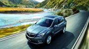 Buick Envision bản nâng cấp trình làng: Đối thủ của Honda CR-V